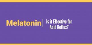melatonin for acid reflux