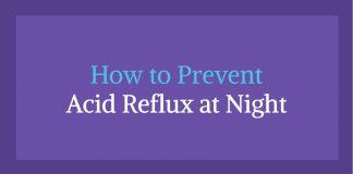 Acid Reflux at Night
