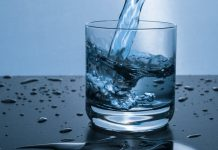 alkaline water for lpr