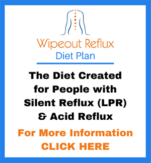 wipeout diet information